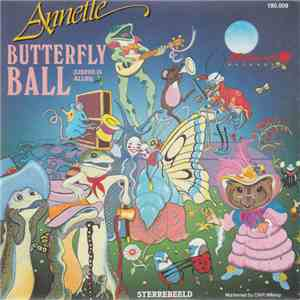 Annette  - Butterfly Ball (Liefde Is Alles)