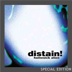 Distain! - Homesick Alien (Special Edition) download free