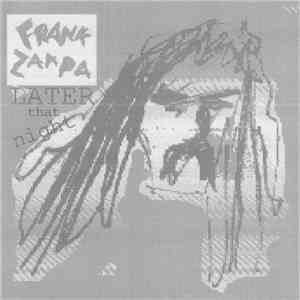 Frank Zappa - Later That Night download free