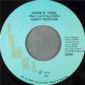 Gary Hoffar - Hank's 715th. download free
