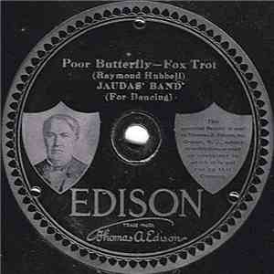 Jaudas' Band / Jaudas' Society Orchestra - Poor Butterfly / The Missouri Waltz download free