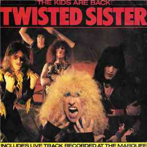 Twisted Sister - The Kids Are Back download free